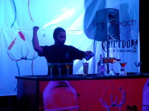 Guam Bar Tending competition