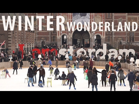 Amsterdam Winter Wonderland- Best of the Season