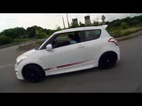 Suzuki swift done up