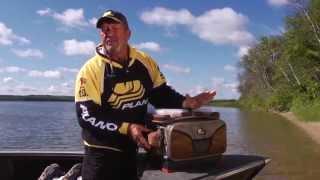 Plano Fishing Hydroflo Guide Bag with Tom Neustrom