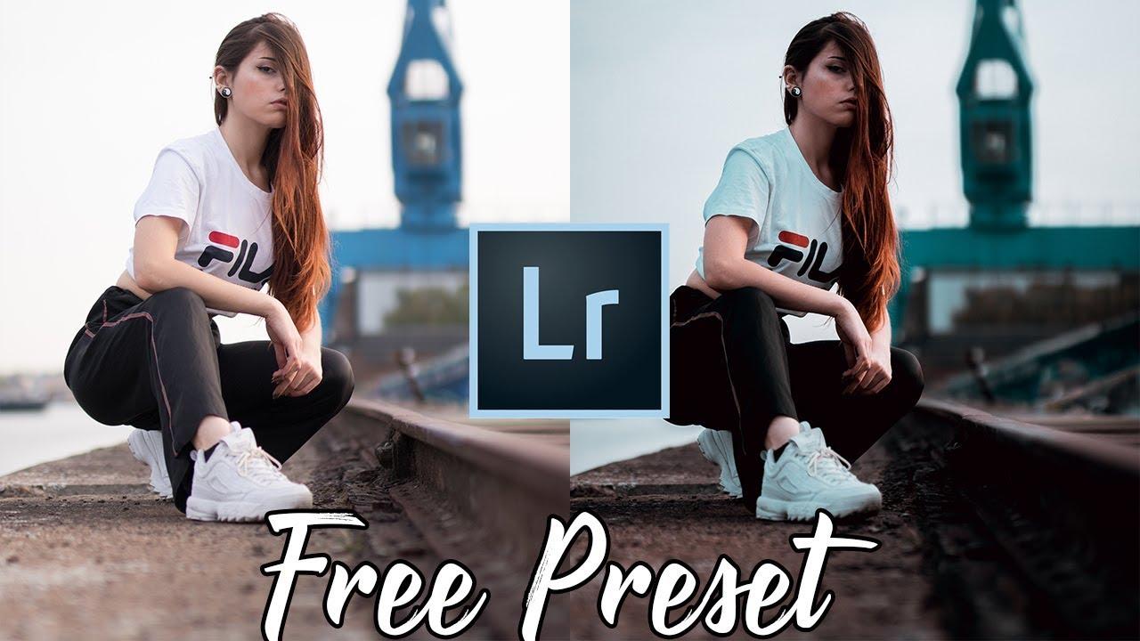 Free Lightroom Presets 2018 - Moody