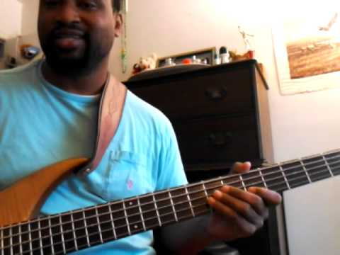Planet Shakers Bass Lesson The Anthem Youtube