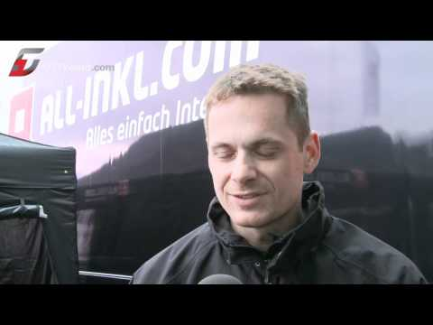 GT1-LIFE POST QUALIFYING RACE INTERVIEW-MARC BASSENG ENGLISH & GERMAN | GT World