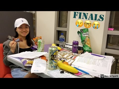 COLLEGE WEEK IN MY LIFE | FINALS | UC Riverside