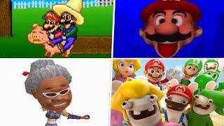 Evolution of Weird Super Mario Spin Off Games (1990 - 2019)