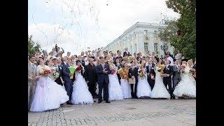 Количество свадеб в России начало расти впервые за три года