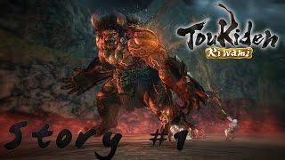 Toukiden: Kiwami | Story Part 1 | MONSTER HUNTER + SHINTO!