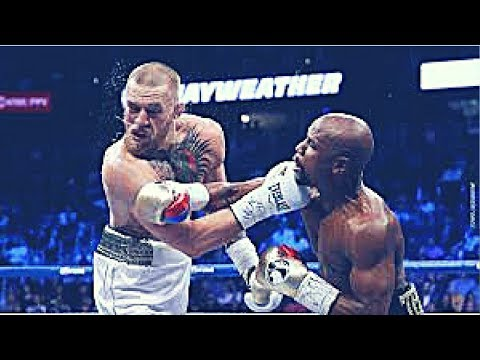 Floyd Mayweather VS Conor McGregor Full Fight DH
