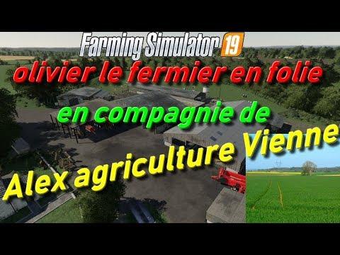(FS19)  AVEC   @ALEX AGRICULTURE  VIENNE   EN MULTI   (FS19)