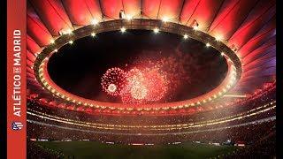 Atletico Madrid Wanda Metropolitano Porno filmi