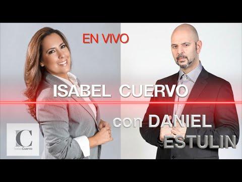 ?EN VIVO / ISABEL CUERVO CON DANIEL ESTULIN
