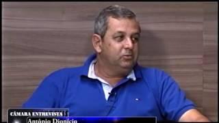 Câmara Entrevista - Secretário Municipal de Agricultura e Abastecimento