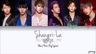 VIXX (빅스) – Shangri-La (도원경 (桃源境)) (Color Coded Han|Rom|Eng …