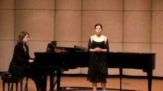Senior Recital Willow Song