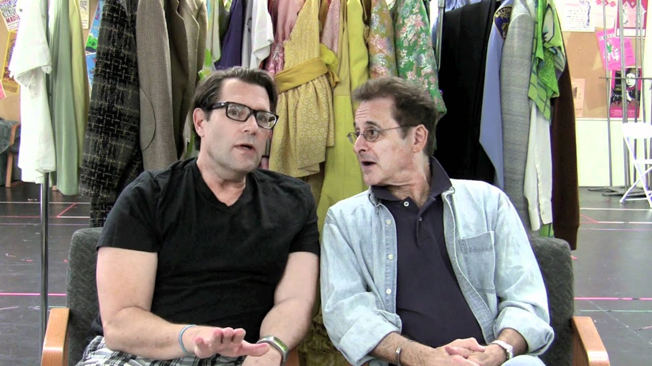 Hairspray interview with jim j bullock and barry pearl youtube hairspray interview with jim j bullock and barry pearl sciox Image collections
