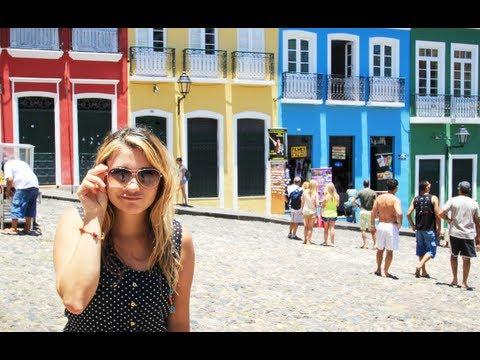 The Rainbow City- [Salvador, Brazil]