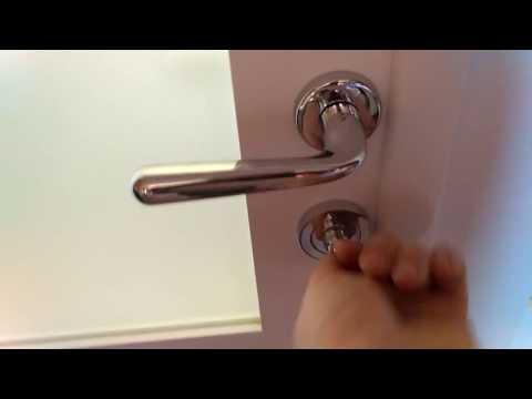 Объект -белые двери