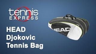 Head Djokovic Monstercombi Tennis Bag | Tennis Express