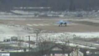 Полёт СУ-27. Снято из окна моей кухни. город Жуковский(, 2009-04-02T10:58:00.000Z)