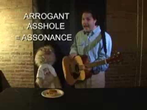 Oxymoron Song