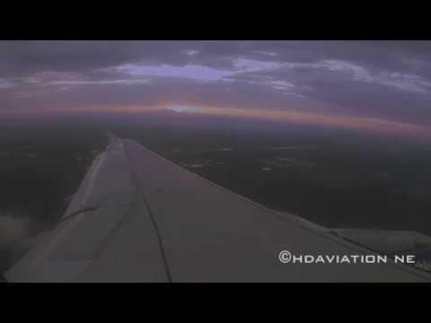 JetBlue A320 Landing At Bradley International Airport
