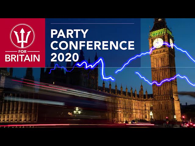 For Britain 2020 Virtual Conference Trailer