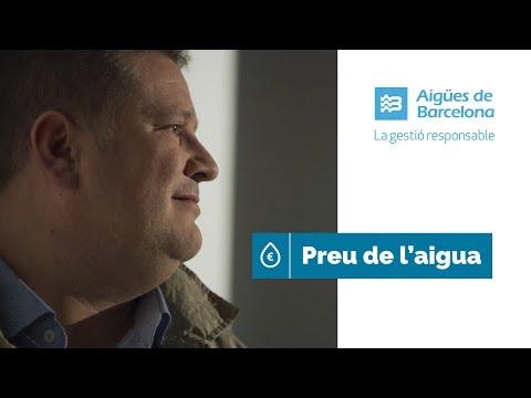Preu de l'aigua | Aigües de Barcelona - Barri a barri