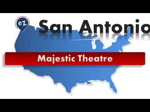 San Antonio - Majestic Theatre - Web