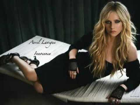Avril Lavigne Innocence Karaoke Instrumental with Lyrics