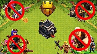 CLASH OF CLANS- Th9 Defense/{Farming base 2018} +replays