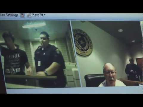 Arraignment of suspects in death of Longview man