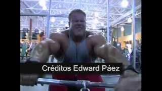 Jay Cutler - Entrenando Espalda (Back)