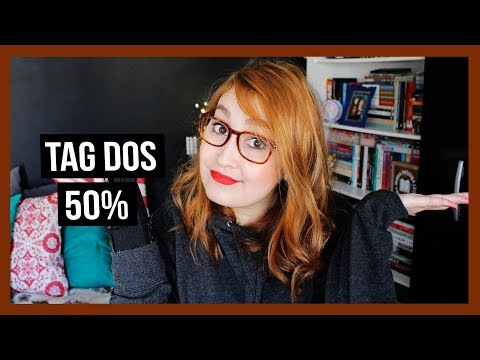 TAG DOS 50% (2019): As melhores e piores leituras até agora! | Resenhando Sonhos