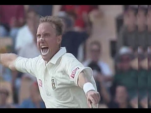 Allan Donald Demolishes Australia with 8 BRUTAL WICKETS | 3rd Test 1997 | LETHAL FAST BOWLING!!