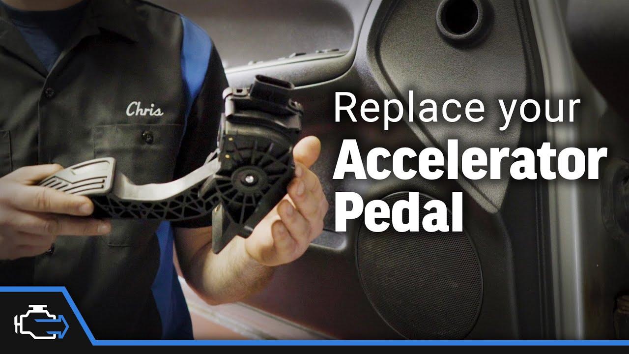 Accelerator Pedal - 2006-2013 3 5L Chevy Impala