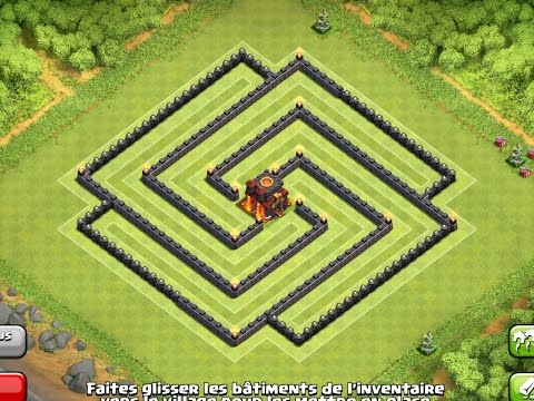 Clash Of Clans - Best Town Hall 7 Trophy Base Speed Build from YouTube · Duration:  2 minutes 39 seconds