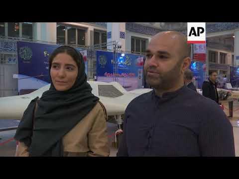 Iran puts missile technology on display