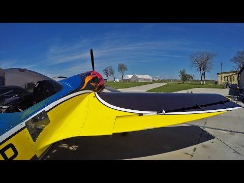 Ukrainian Aerobatic Team Training Days