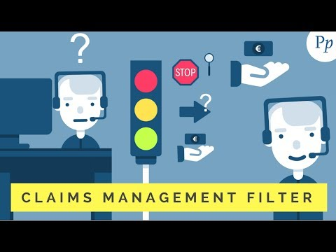 Improve claim handling with Claims Management Filter!