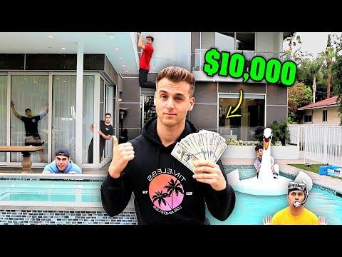 HIDE AND SEEK IN $4 MILLION MANSION (Winner Gets $10,000)
