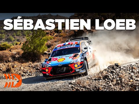 SÉBASTIEN LOEB - Rally Turkey 2020 [SS5]