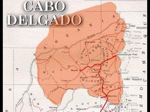Moçambique - Memórias de Cabo Delgado.