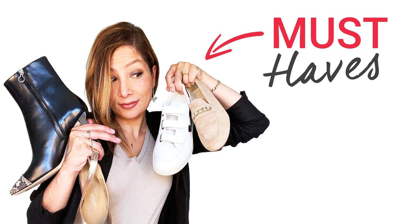 Diese 6 Schuhe braucht JEDE Frau im Schrank *MÜSSEN sein!* | natashagibson