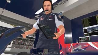 F1 2016, Карьера, сезон 2. Гран - при Японии, квалификация #30