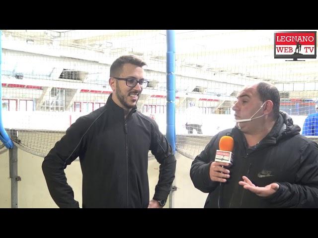 Legnano Web TV presenta HC Fighters Milano