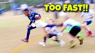 Download Flag Football Superstar! Incredible Touchdown & Interception!