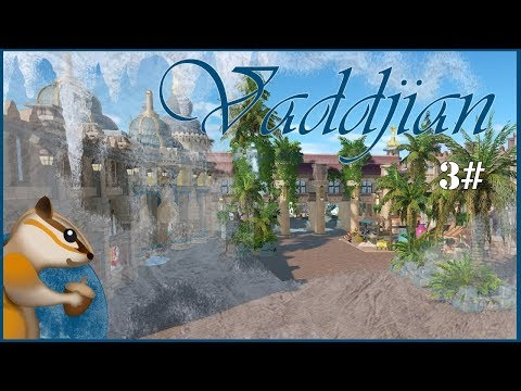 Planet Coaster - Vaddjian - Guild Wars 2 Vabbian inspired park - 3# |