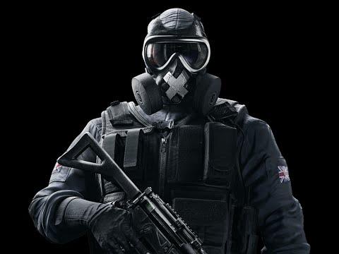 Rainbow Six Siege Operadores: Mute PT-BR