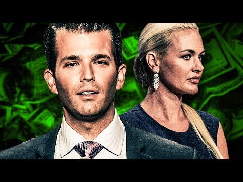 Vanessa Trump Had To Borrow Money From Her Mom Because Don Jr. Is So Cheap