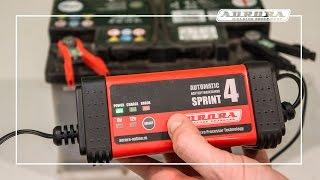 Sprint 4 и 6 интеллектуальные зарядные устройства смотреть